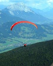 Paragliding Chiemgau (c) Pixabay