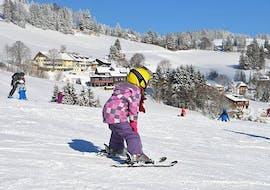 Privé skilessen voor kinderen vanaf 2 jaar - beginners