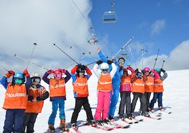 Kids Ski Lessons (6-12 years) - Morning