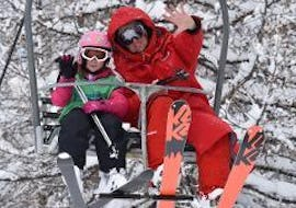 "Ski Lessons ""Max 6"" (6-12 years) - All Levels"