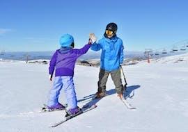 Cours particulier de ski Enfants - Expérimentés avec Escuela Sulayr Sierra Nevada