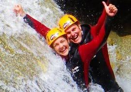 Classic Canyoning in the Zemm Gorge