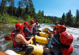 Classic Rafting on the Sava