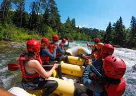 Classic Rafting on the Sava River