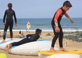 """Surfing Lessons """"Week Course"""" - Marinella Beach - Anglet"""