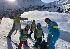 Ski Lessons for Kids (2½-4 years) - High Season - Siviez