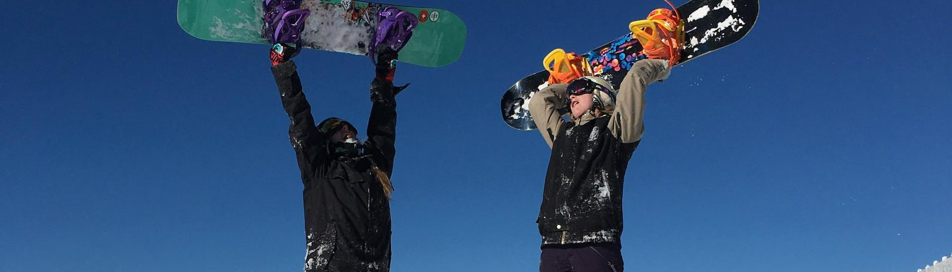 Snowboard Instructor Private - Coaching / Guiding / Freeride