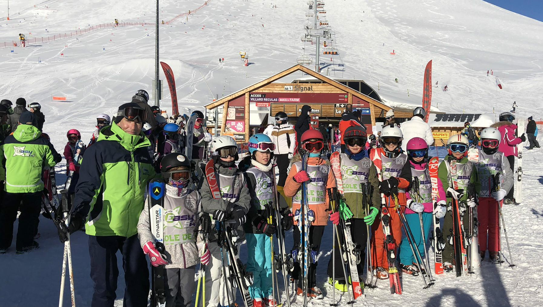 Cours de ski pour Enfants (4-13 ans) - Basse saison