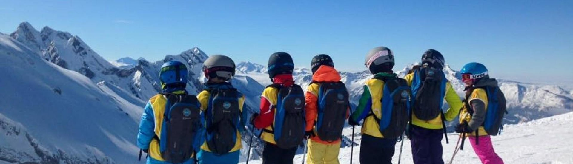 Freeriding Group for Kids (10-15 years) - Beginner