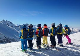 Off-Piste Skiing Lessons for Advanced Skiers (11-16 y.)