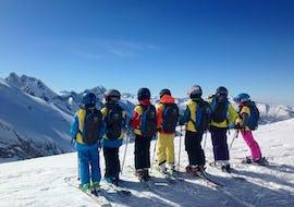 Off-Piste Skiing Lessons for Kids (10-15 years) - Beginner