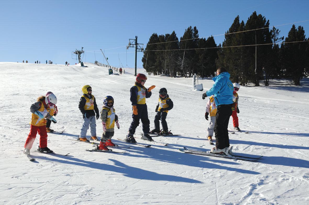 Cours de ski Enfants (5-14 ans) - Février