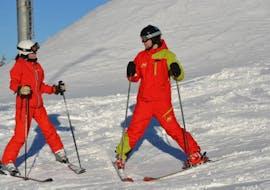 Cours particulier de ski Adultes pour Tous niveaux avec JPK Harrachov