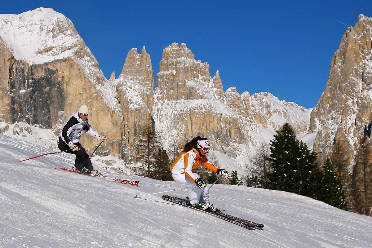 Cours de ski pour Adultes - Avancé