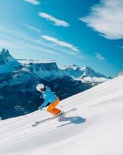 Ski schools in Cortina d'Ampezzo (c) Cortina Dolomiti