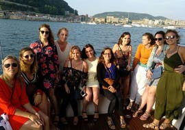 Balade privée en bateau Donostia (San Sebastián) avec Baignade & Visites touristiques avec Boat Trips San Sebastián