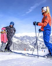 Scuole di sci Courchevel (c) Courchevel Tourisme, Alexis Cornu