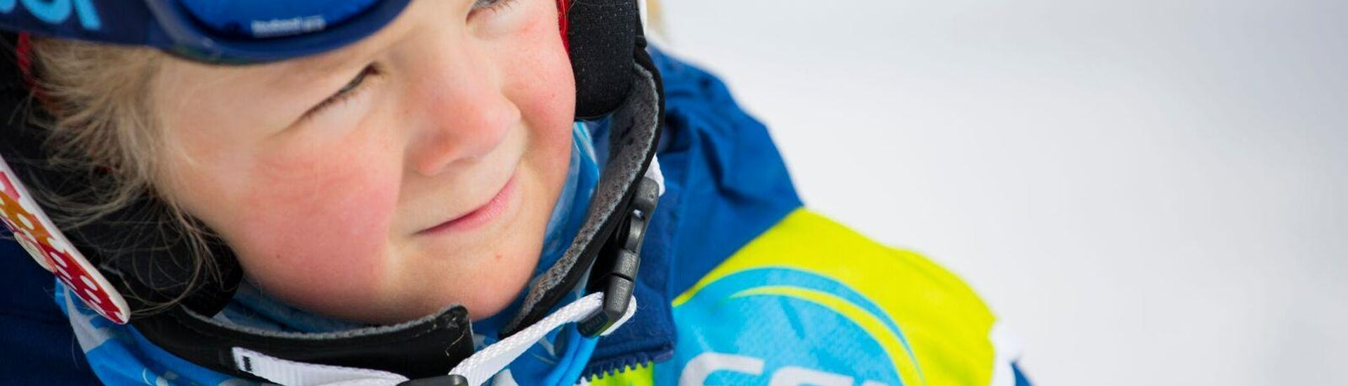 Ski Lessons for Kids (4-5 years) - Beginners