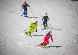 Skilessen voor volwassenen vanaf 13 jaar voor alle niveaus met ESF Courchevel Village