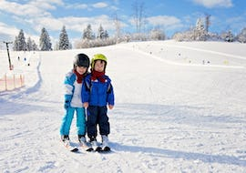 Private Ski Lessons for Kids (from 4 yo) - All Levels