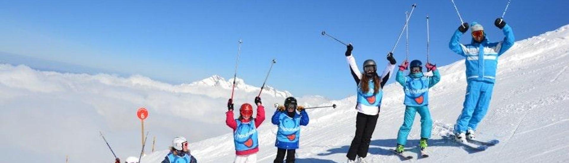 Ski Lessons for Kids (7-14 years) - Low Season