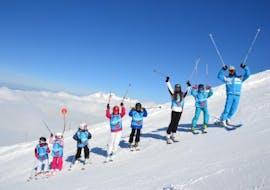 Skilessen voor kinderen vanaf 7 jaar voor alle niveaus met ESI La Clusaz