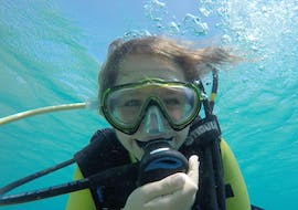 Scuba Diving Course for Children - PADI Bubblemaker