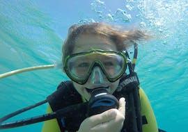 Discover Scuba Duiken (PADI) in Santa Maria voor beginners met X-ta-sea Divers Paros