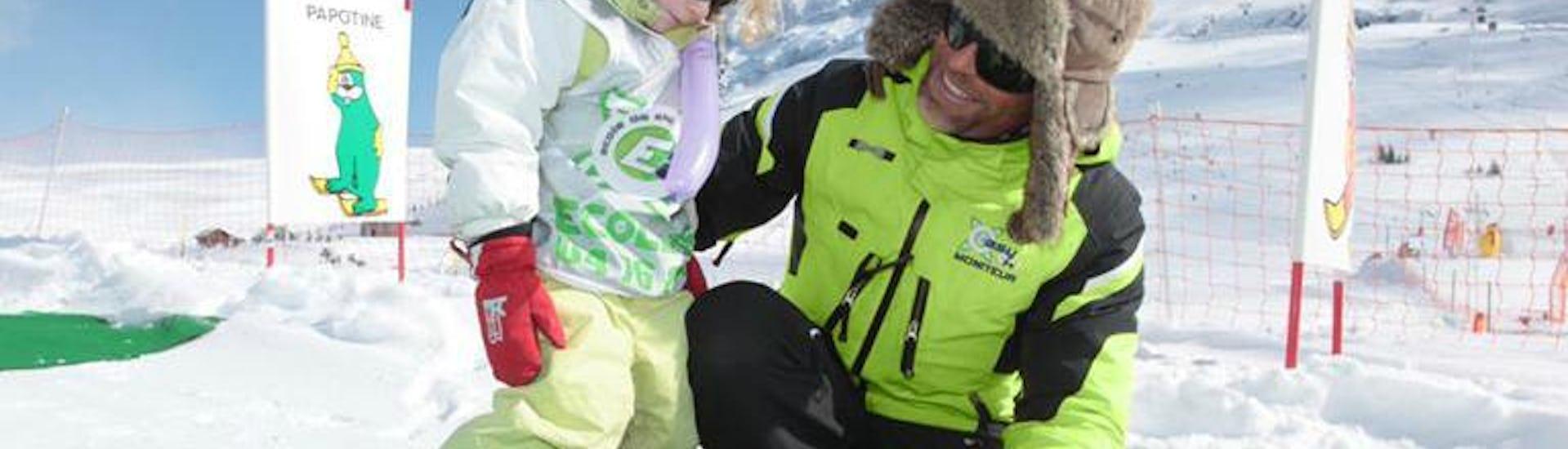 "Kids Ski Lessons ""Baby Club"" (2½-4 years)"
