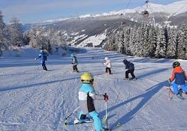 Skilessen voor kinderen vanaf 4 jaar voor alle niveaus met Scuola di Sci e Snowboard Monte Elmo