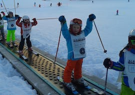 Ski Lessons for Kids (6-12 years) - Full Day - All Levels