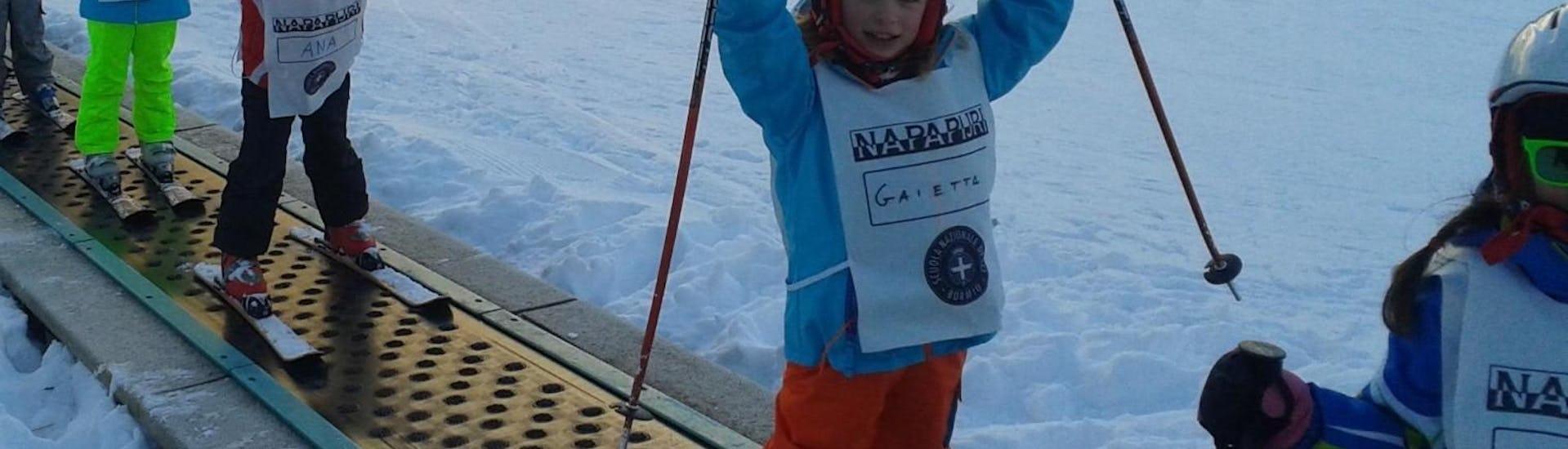 Skikurs für Kinder (6-12 Jahre) - Full Day - Alle Levels