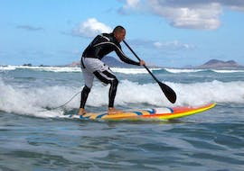 Private SUP Lessons for Kids & Adults