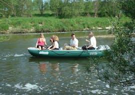 """Rafting """"Kurze Tour"""" von Rothenburg - Neiße"""