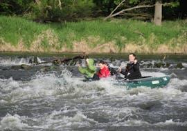 """Rafting """"Lange Tour"""" von Deschka - Neiße"""