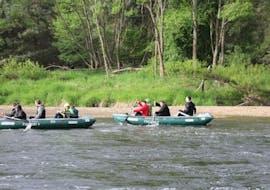"Rafting ""Long Tour"" von Lodenau - Neisse"