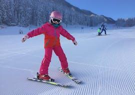Cours de ski Enfants dès 4 ans - Expérimentés avec Skischool Dobbiaco-Toblach