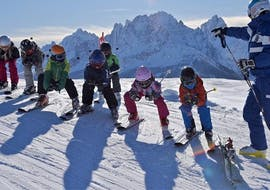 Skilessen voor kinderen - ervaren