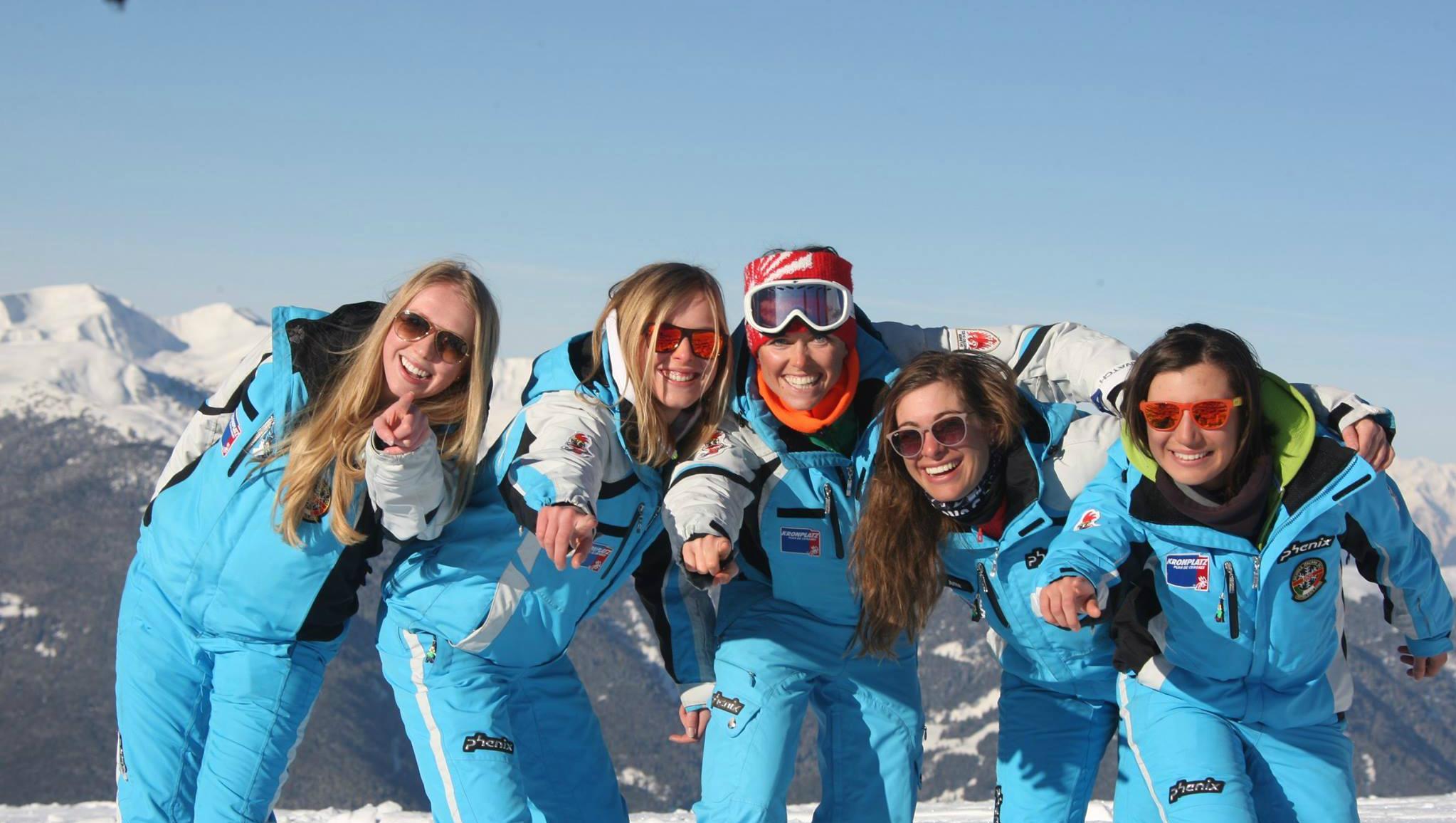 Cours de ski Enfants dès 14 ans pour Tous niveaux