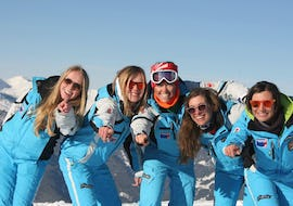 Ski Lessons for Teens & Adults (from 13 years) - All Levels
