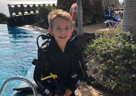 Scuba Diving Course for Children - Bubblemaker