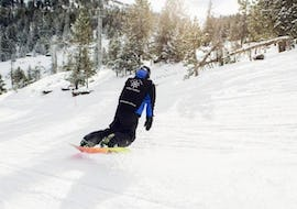 Snowboard Lessons for Kids (5-13 years) - With Experience