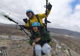 Tandem Parapente à Tenerife - Vol sensation avec Overfly Tenerife