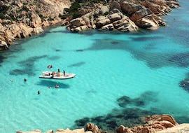 Boat Tour with Snorkeling from Poltu Quatu to Cala Coticcio