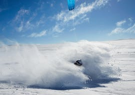 Private Snowkite Lessons