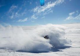 Privater Snowkite-Kurs