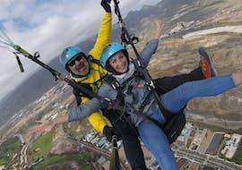 Tandem Parapente à Tenerife - Vol découverte avec Overfly Tenerife