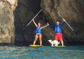SUP Tour in Cinque Terre