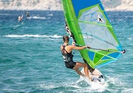 Cours de windsurf à Posada (dès 9 ans) pour Tous niveaux