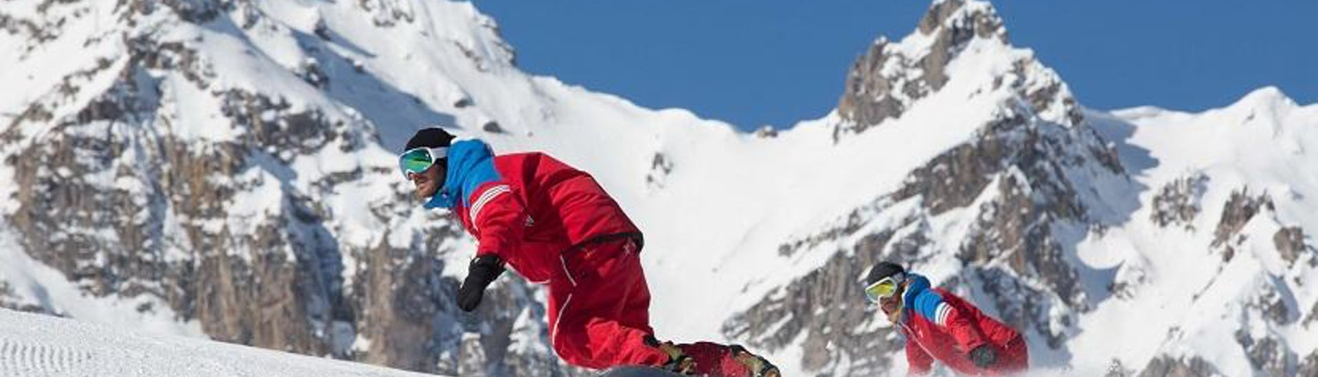 Snowboard Instructor Private - All Levels